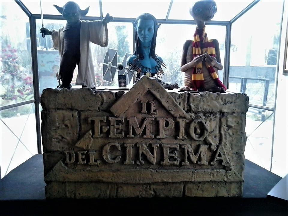 il tempio del cinema